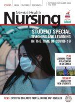 Mental Health Nursing – October-November 2020