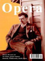 Opera – September 1996