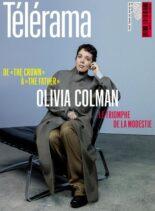 Telerama Magazine – 24 Avril 2021