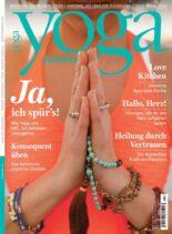 Yoga Journal – DE – 22 April 2021