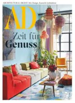 AD Architectural Digest Germany – Mai 2021