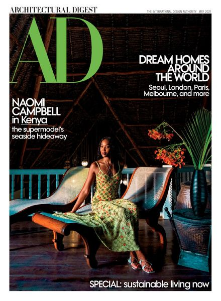Architectural Digest USA – May 2021