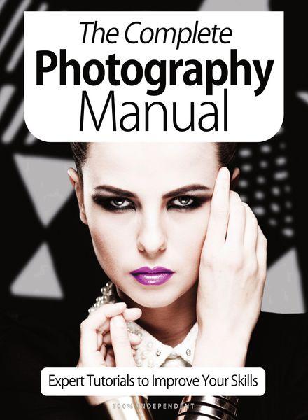 Digital Photography Complete Manual – April 2021