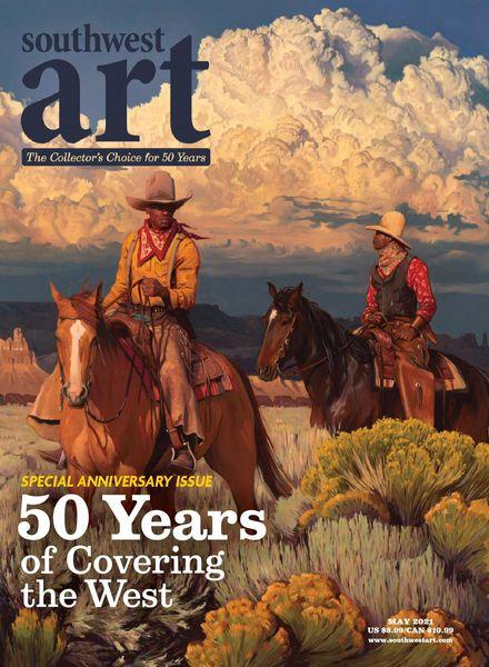 Southwest Art – May 2021