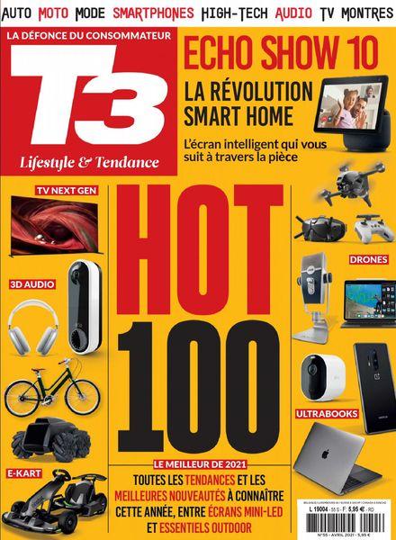 T3 France – avril 2021