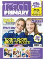 Teach Primary – Volume 7 Issue 1 – January 2013