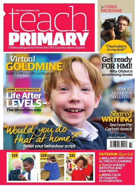 Teach Primary – Volume 9 Issue 3 – April 2015