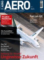 Aero International – Mai 2021