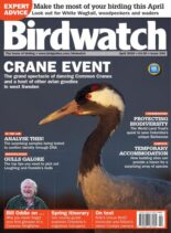 Birdwatch UK – Issue 334 – April 2020