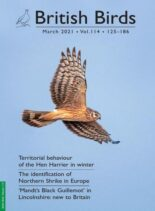 British Birds – March 2021