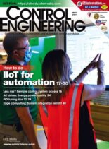 Control Engineering – April 2021