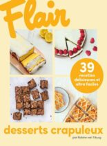Flair French Edition Special Desserts Crapuleux – Avril 2021