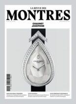 La revue des Montres – avril 2021