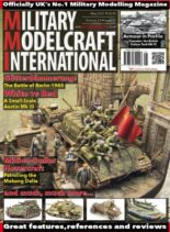 Military Modelcraft International – May 2021