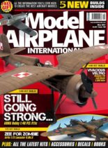 Model Airplane International – Issue 190 – May 2021