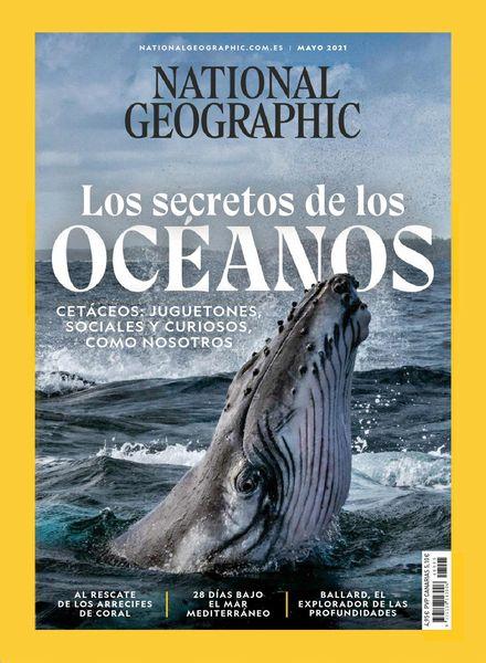 National Geographic Espana – mayo 2021