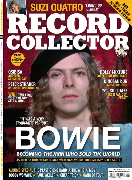 Record Collector – May 2021