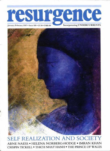Resurgence & Ecologist – Resurgence, 180 – January – Febriary 1997