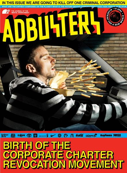 Adbusters – Issue 114 – July-August 2014