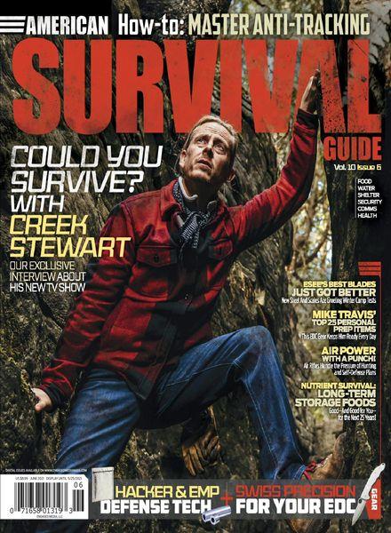 American Survival Guide – June 2021