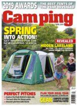 Camping – April 2019