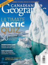 Canadian Geographic – October 2015