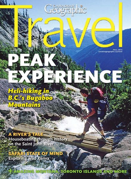 Canadian Geographic – September 2014