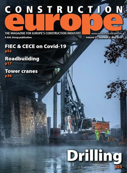 Construction Europe – May 2020