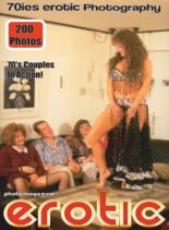 Erotics From The 70s Adult Photo Magazine – April 2021