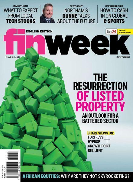 Finweek English Edition – April 23, 2021