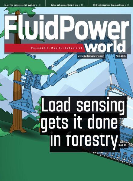 Fluid Power World – April 2021