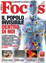 Focus Italia – maggio 2021