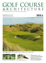 Golf Course Architecture – Issue 34 – October 2013