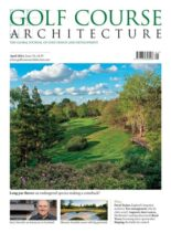 Golf Course Architecture – Issue 36 – April 2014