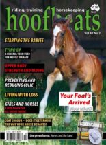 Hoofbeats – August-September 2020
