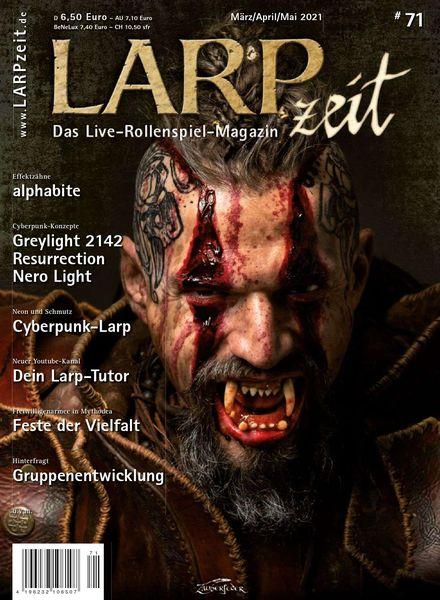 Larpzeit – Marz-Mai 2021
