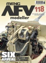 Meng AFV Modeller – Issue 118 – May-June 2021