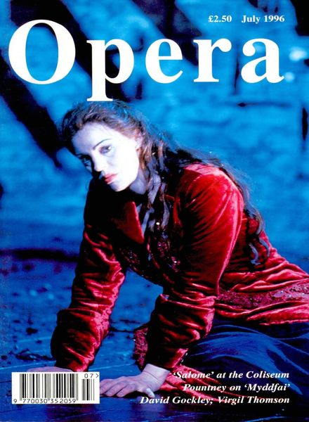 Opera – July 1996