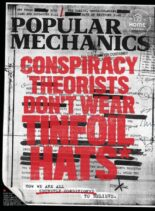Popular Mechanics USA – May 2021