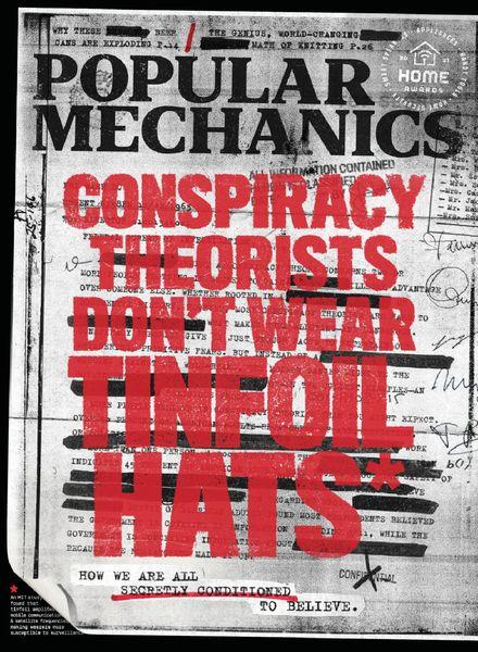 Popular Mechanics USA – May 2021