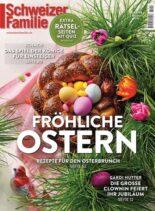 Schweizer Familie – 01 April 2021