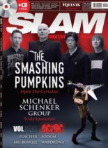 SLAM Alternative Music Magazine – Januar 2021