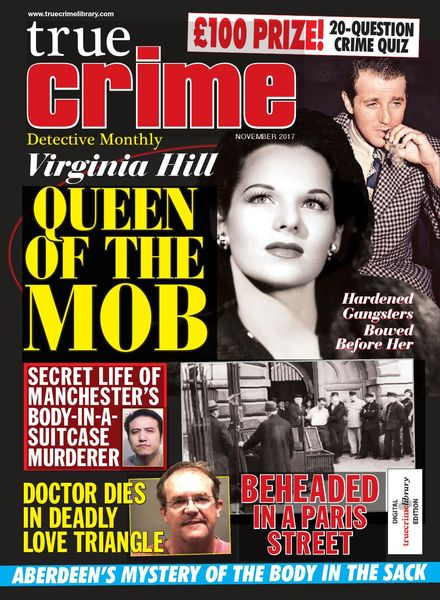 True Crime – November 2017