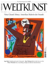 Weltkunst – April 2021