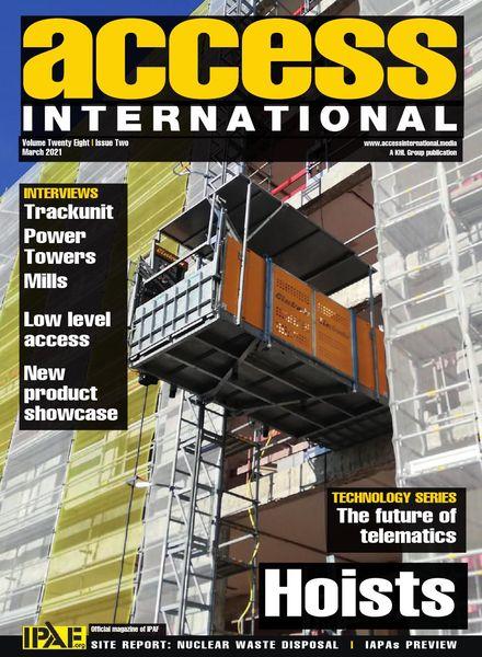 Access International – March 2021