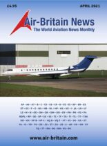 Air-Britain News – April 2021