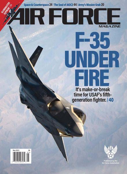 Air Force – May 2021