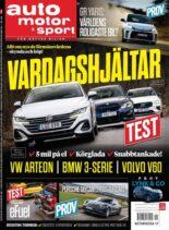 Auto Motor & Sport Sverige – 13 april 2021