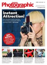 British Photographic Industry News – April-May 2021