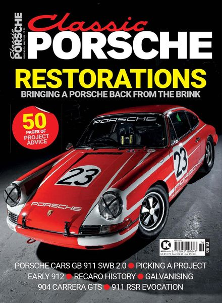 Classic Porsche – Issue 76 – May 2021